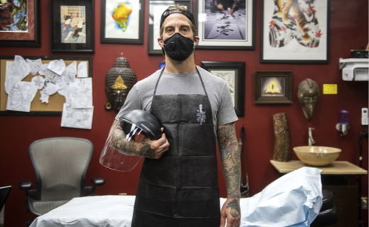 top of the line tattoo studios and artists